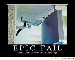 camera fail
